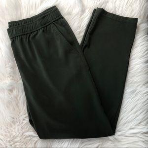 Ann Taylor Green Pants